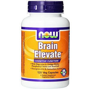 Brain Elevate™ 120 Veg Capsules
