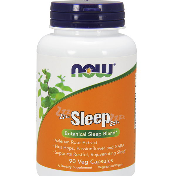 Sleep, 90 veg caps Botanical Sleep Blend