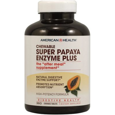 Super Papaya Enzyme Plus
